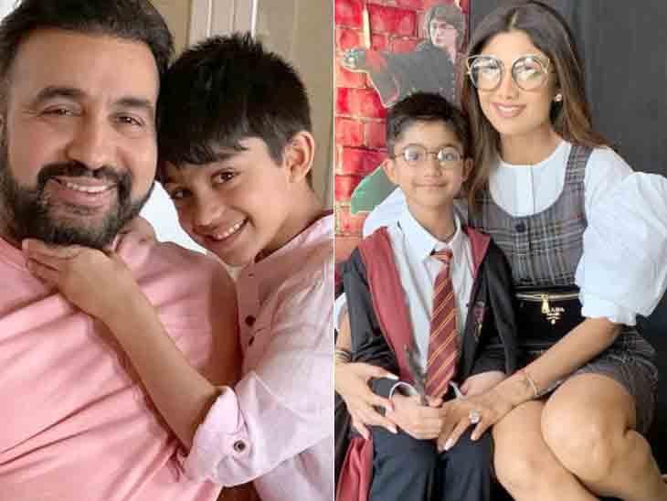 મમ્મી શિલ્પા શેટ્ટીના નિવેદન બાદ દીકરા વિઆને સો.મીડિયામાં પહેલી પોસ્ટ શૅર કરી બોલિવૂડ,Bollywood - Divya Bhaskar