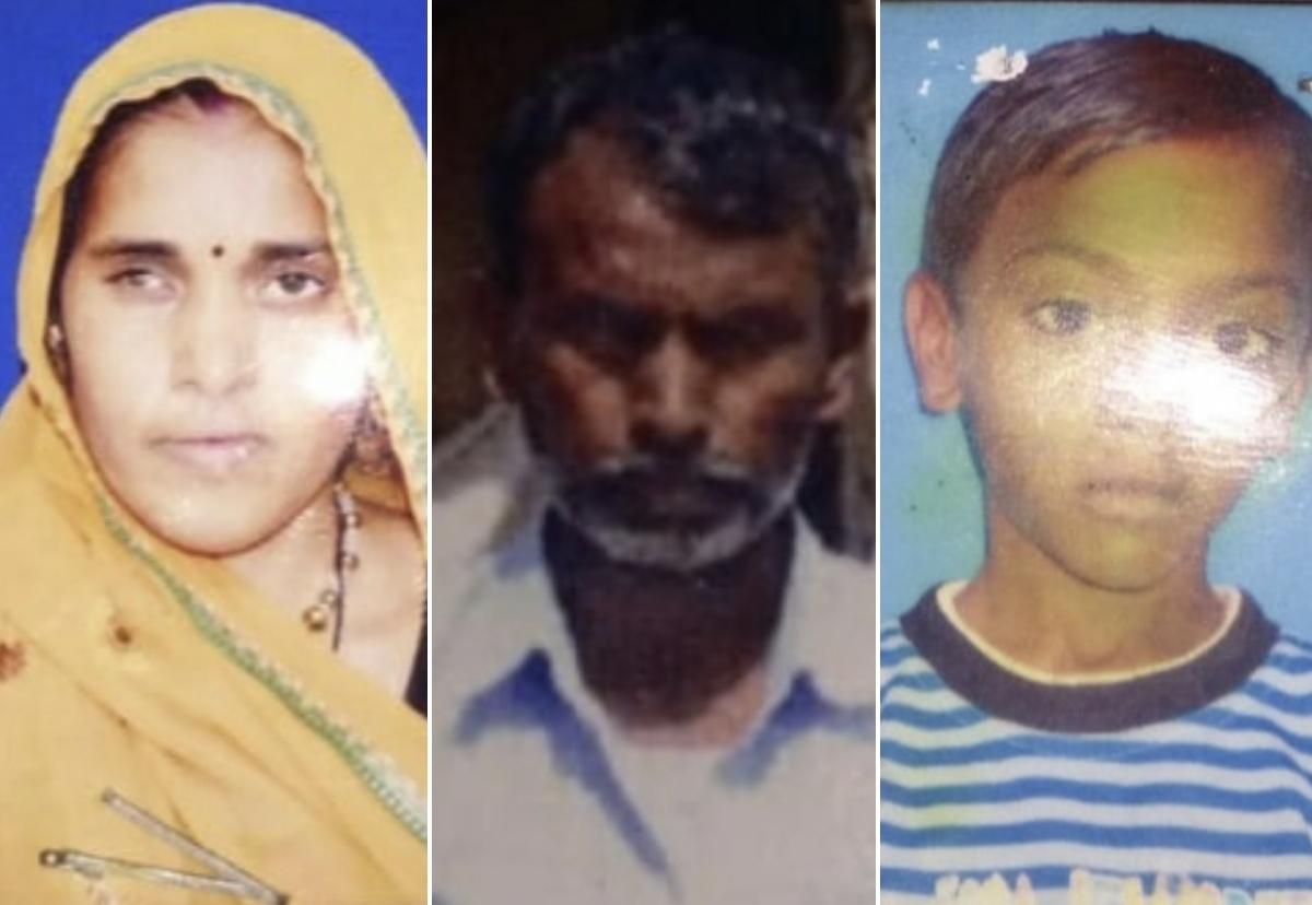 મૃતક ગીતા દેવી, જેનું જયપુરમાં મૃત્યુ થયું હતું. ગુમ થયેલ પતિ રામજીલાલની શોધખોળ ચાલી રહી છે અને પુત્ર અંકિતનું પાણીમાં ડૂબી જવાથી મોત થયું છે. - Divya Bhaskar