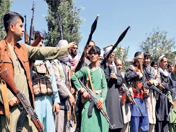 અફઘાન સરકાર તાલિબાન વિરુદ્ધ બળવાખોરોને એકત્ર કરી રહી છે|વર્લ્ડ,International - Divya Bhaskar