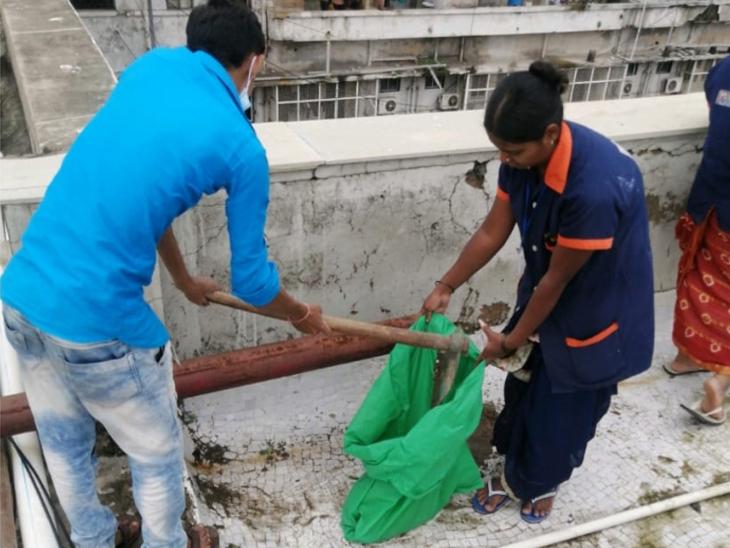 અમદાવાદ સિવિલ દ્વારા હોસ્પિટલમાં મચ્છરજન્ય-પાણીજન્ય રોગચાળાથી બચવા પૂર્વેની અસરકારક કામગીરી|અમદાવાદ,Ahmedabad - Divya Bhaskar