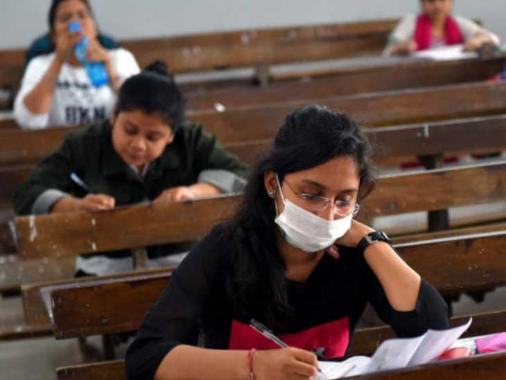 રાજ્યના તમામ 33 જિલ્લાના 34 કેન્દ્ર પરથી 1.18 લાખ વિદ્યાર્થીઓ પરીક્ષા આપશે|અમદાવાદ,Ahmedabad - Divya Bhaskar