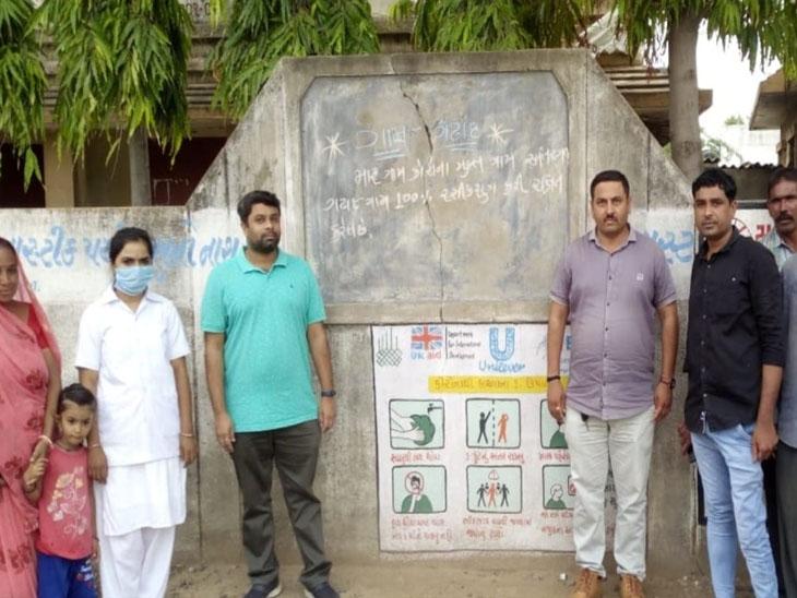 201 દિવસમાં જિલ્લામાં 605માંથી માત્ર 45 ગામડાંમાં જ 100 ટકા રસીકરણ! સુરેન્દ્રનગર,Surendranagar - Divya Bhaskar