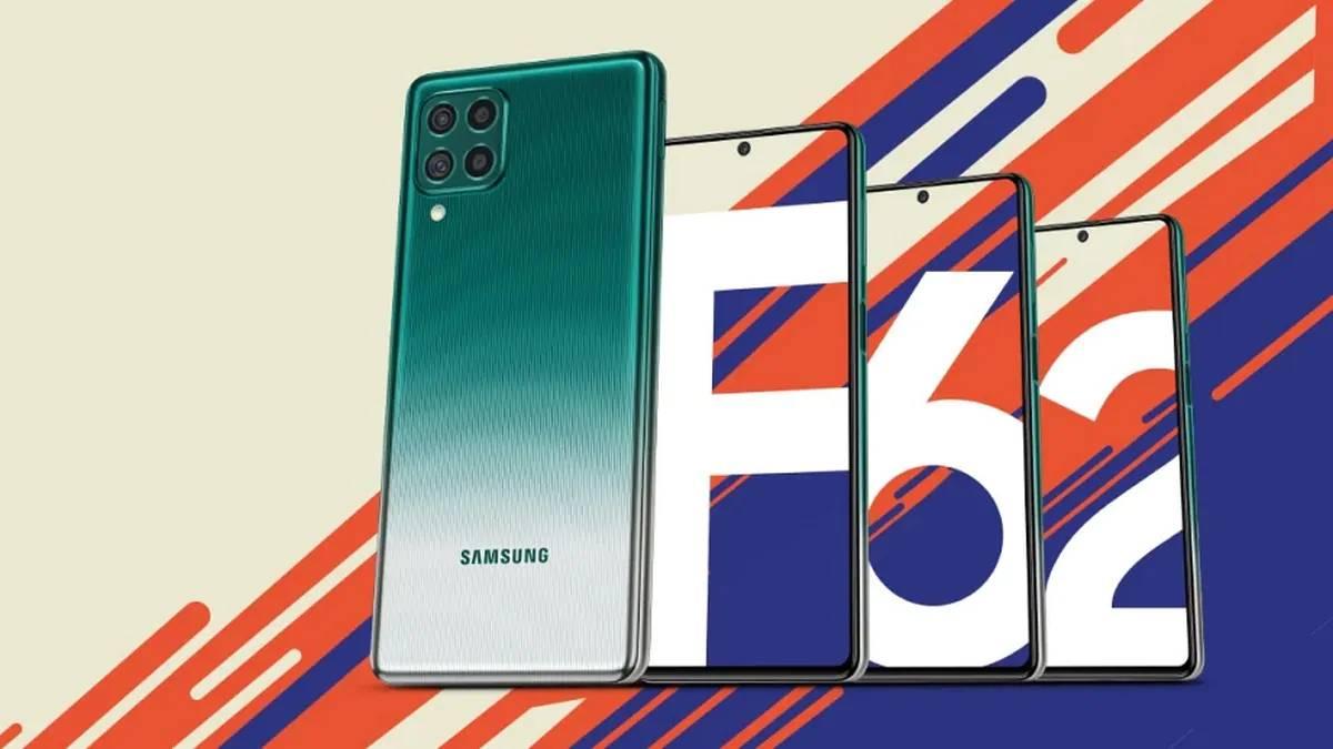 'સેમસંગ ગેલેક્સી F62'ની ખરીદી પર ₹6000નું ડિસ્કાઉન્ટ, લિમિટેડ પીરિયડ માટે કંપનીની ઓફર|ગેજેટ,Gadgets - Divya Bhaskar