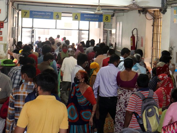સિવિલમાં 400 ડોક્ટર આજથી હડતાળ પર|રાજકોટ,Rajkot - Divya Bhaskar