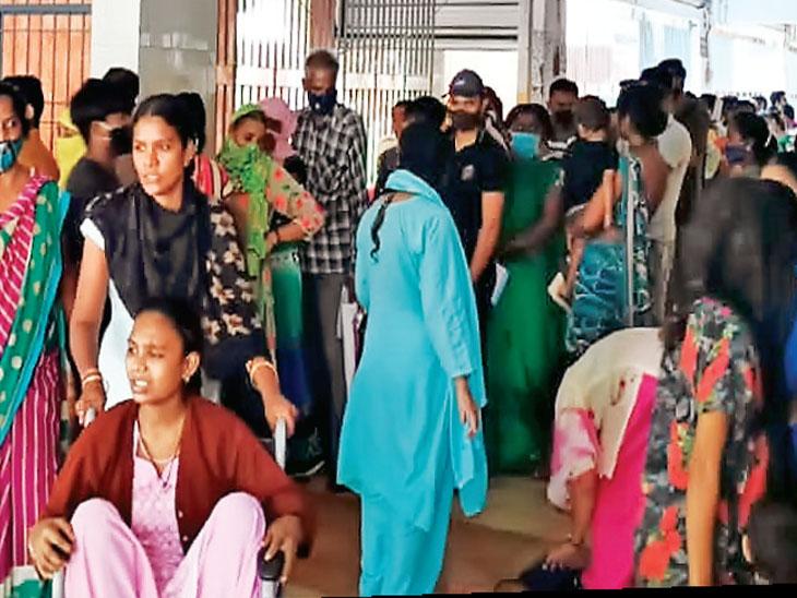 તબીબોની હડતાળથી સિવિલમાં OPD ખોરવાઈ, આજે ઈમરજન્સી સેવા બંધ|સુરત,Surat - Divya Bhaskar