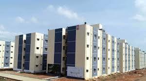 આર્થીક નબળા વર્ગનાં લોકોને 1 BHK ના મકાનનો રસ નથી, 2100 મકાનોની સ્કીમ સામે માત્ર 4500 ફોર્મ ભરાયા|ગાંધીનગર,Gandhinagar - Divya Bhaskar