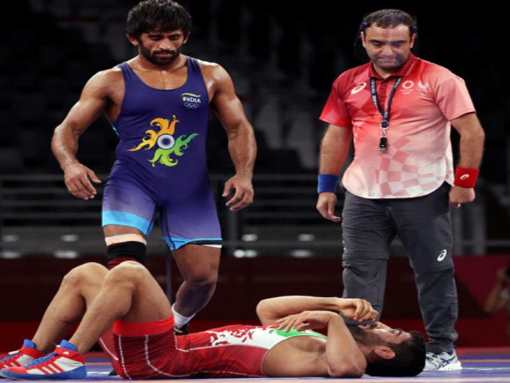 એથ્લેટિક્સ અને ગોલ્ફમાં ભારતને અત્યારસુધીનો પહેલો મેડલ મળવાની આશા; રેસલિંગમાં બજરંગની બ્રોન્ઝ મેડલ ગેમ|ટોક્યો ઓલિમ્પિક,Tokyo Olympics - Divya Bhaskar