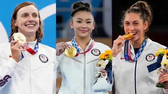 આ વર્ષના ઓલિમ્પિકમાં મહિલાઓ પણ કદમ મિલાવીને પુરુષોની સાથે ચાલી રહી છે.