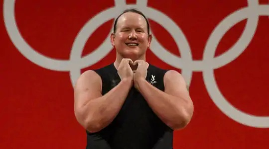 ન્યૂઝીલેન્ડ વેઇટલિફ્ટર લોરેલ હબર્ડ ઓલિમ્પિકમાં ભાગ લેનાર વિશ્વની પ્રથમ ટ્રાન્સજેન્ડર મહિલા છે.
