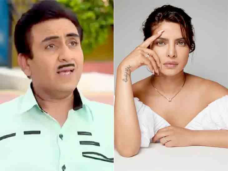 પ્રિયંકા ચોપરા સાથે આ ફિલ્મમાં જોવા મળ્યા હતા જેઠાલાલ, તમે નોટિસ કર્યું હતું?|ટીવી,TV - Divya Bhaskar
