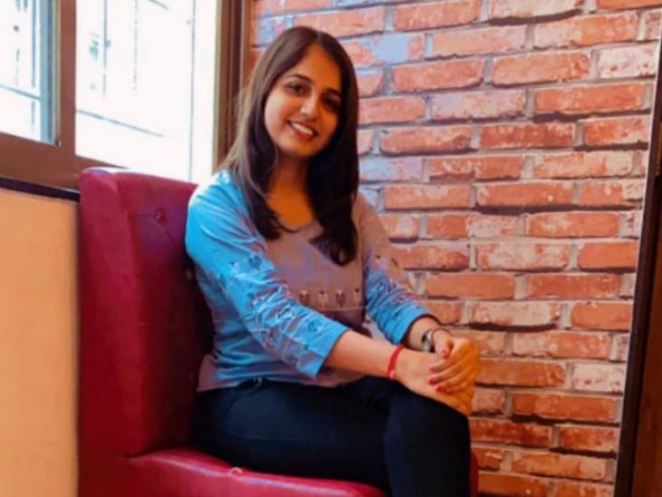 મૃતક વિદ્યાર્થિની કૃપાલી ગજ્જર - ફાઇલ તસવીર - Divya Bhaskar