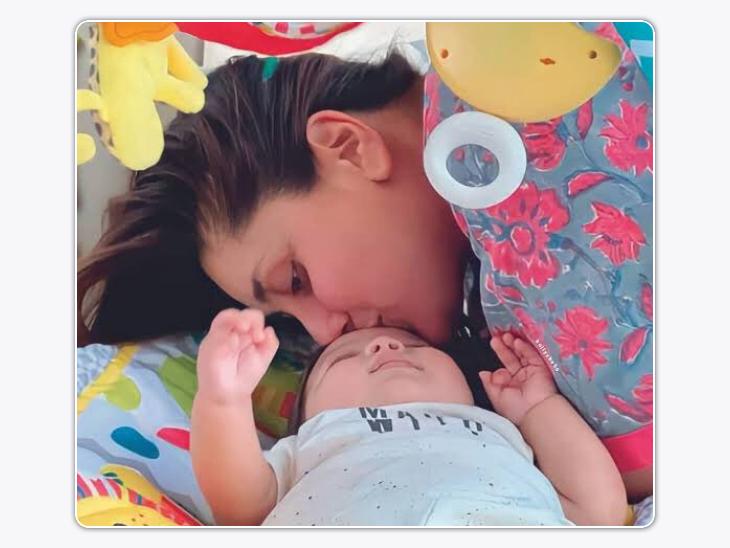 સૈફ-કરીનાએ પોતાના નાના દીકરાનું નામ 'જહાંગીર' પાડ્યું, નવા વિવાદને ખુલ્લું આમંત્રણ?|બોલિવૂડ,Bollywood - Divya Bhaskar