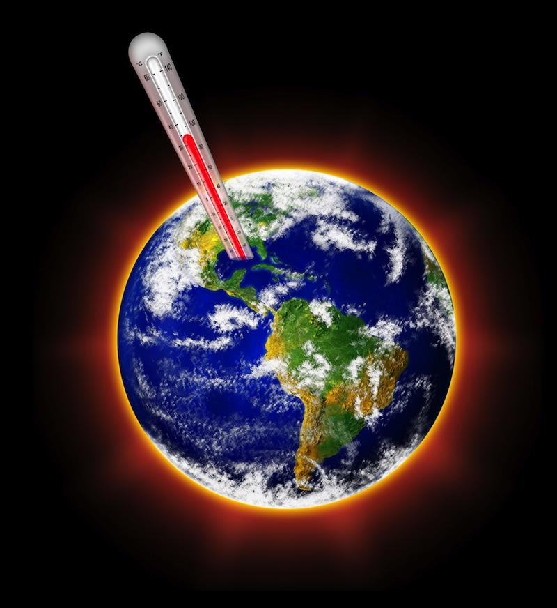 પૃથ્વી પર થઈ રહેલો તાપમાનમાં સતત વધારો, ખૂબ જ ચિંતાજનક છે.
