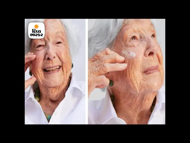 99 વર્ષીય દાદીમાએ એક બ્યુટી બ્રાન્ડ માટે મોડલિંગ કર્યું, સોશિયલ મીડિયા પર છવાઈ ગયાં|લાઇફસ્ટાઇલ,Lifestyle - Divya Bhaskar