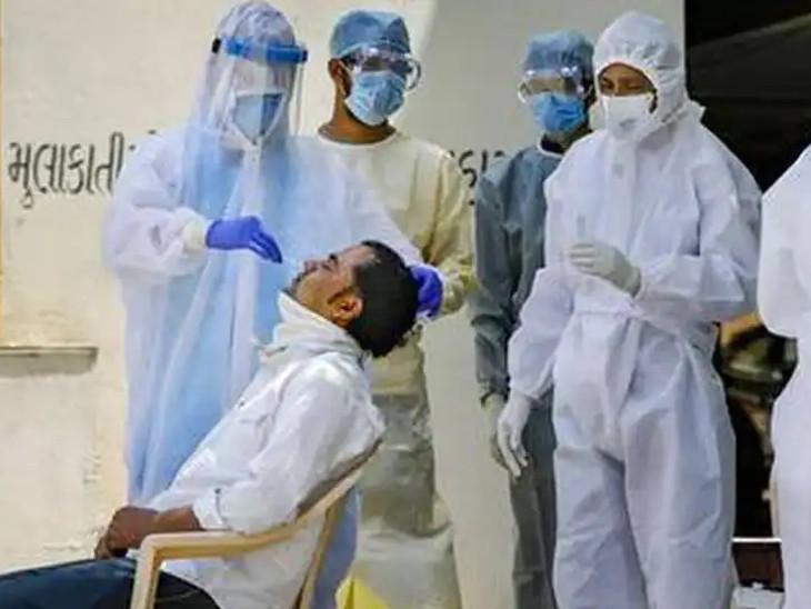 કોરોનાના કેસમાં નજીવો વધારો, કોવેક્સિન રસીના સેન્ટરમાં વધારો, આજે 139 સેન્ટર પર રસીકરણ|સુરત,Surat - Divya Bhaskar