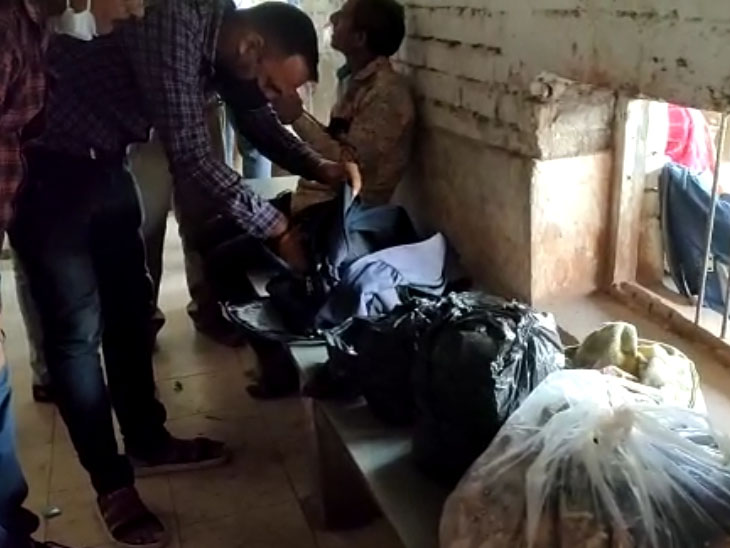 પીઆઇ નીતિ મિકા ગોહિલે આરોપીની પૂછપરછ કરી જથ્થો કબજે કર્યો હતો - Divya Bhaskar