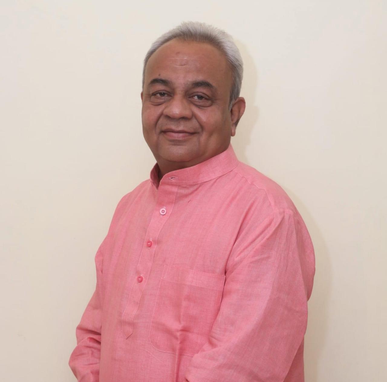 ભાજપના કોર્પોરેટર મનીષ રાડીયાની ફાઈલ તસ્વીર - Divya Bhaskar