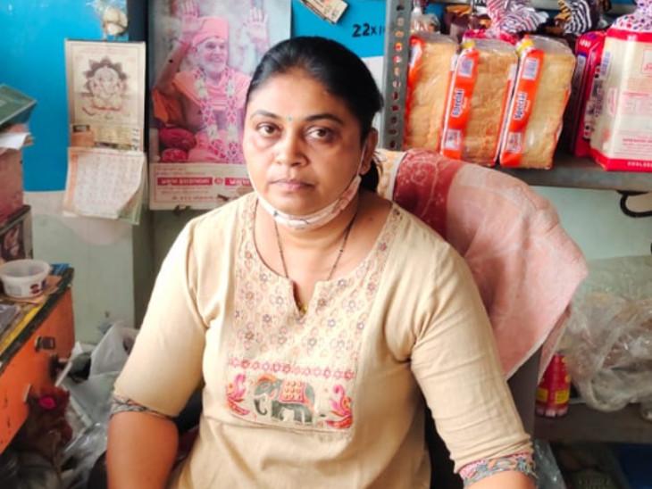 પોલીસે ગણતરીના કલાકોમાં મહિલા દ્વારા લૂંટનું તરકટ રચવામાં આવ્યું હોવાની વાતનો પર્દાફાશ કર્યો - Divya Bhaskar