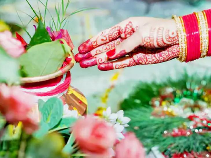 આજે હરિયાળી ત્રીજ, આ દિવસે શિવ-પાર્વતીની પૂજા સાથે વૃક્ષ-છોડ વાવવાની પરંપરા|ધર્મ,Dharm - Divya Bhaskar
