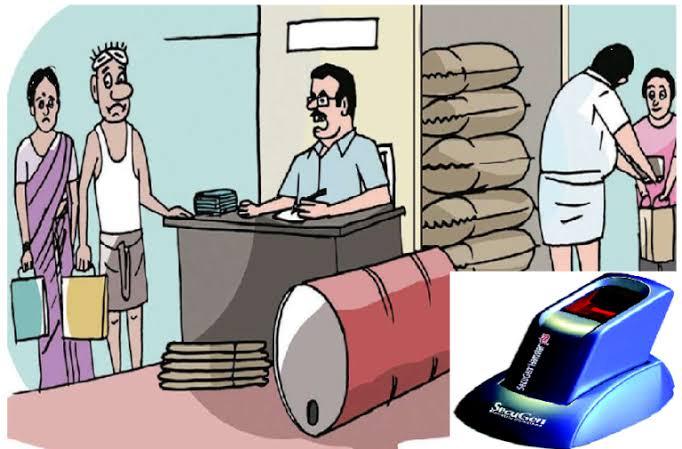 જિલ્લામાં છેલ્લા 6 દિવસથી 19 અનાજની દુકાનો પર સર્ચ ઓપરેશન મહેસાણા,Mehsana - Divya Bhaskar