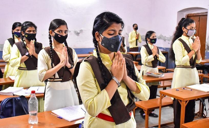 શાળાઓ ખૂલતાં જ વિદ્યાર્થીઓ કોરોના પોઝિટિવ થવા લાગ્યા, બેંગલુરુમાં એક જ સપ્તાહમાં શાળાનાં 300થી વધુ બાળકો પોઝિટિવ|ઈન્ડિયા,National - Divya Bhaskar