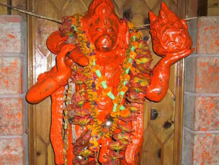 શનિવારે રૂદ્ર મંત્રોથી બજરંગબલીના અભિષેકથી બીમારીઓ દૂર થાય છે|ધર્મ,Dharm - Divya Bhaskar