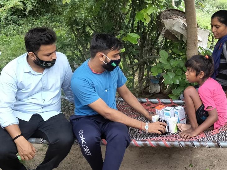 સ્વામી વિવેકાનંદ ફ્રી ઇવનિંગ સ્કૂલ દ્વારા બાળકની મુલાકાત લેવાઈ. - Divya Bhaskar