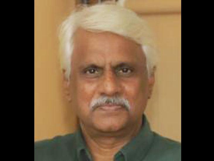 પુષ્પેન્દ્ર કુલશ્રેષ્ઠ - Divya Bhaskar