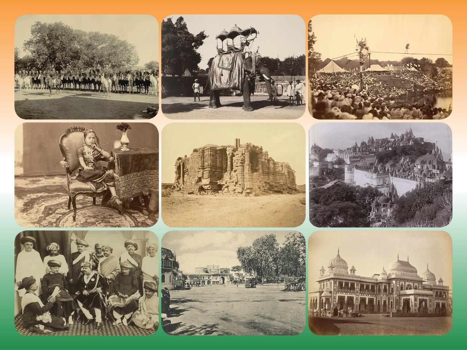 આઝાદી પહેલાં આવું દેખાતું હતું ગુજરાત, સૌરાષ્ટ્રના ગામડાંથી અમદાવાદના બજારના દૂર્લભ દૃશ્યો|ઓરિજિનલ,DvB Original - Divya Bhaskar