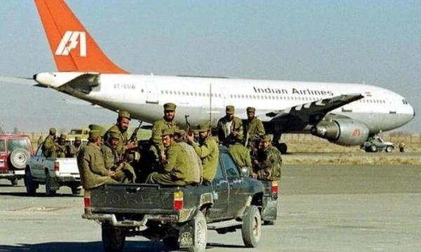 1999માં જ્યારે ઇન્ડિયન એરલાઇન્સનું વિમાન IC-814 અપહરણ કરવામાં આવ્યું હતું.