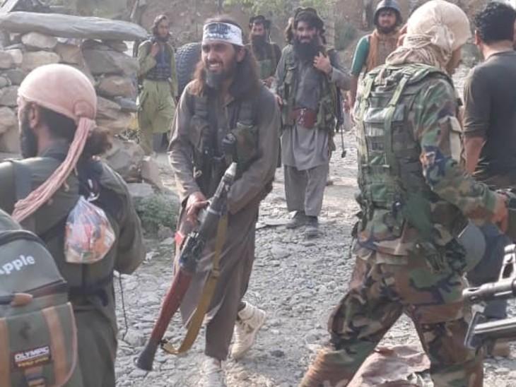 ફોટો અફઘાનિસ્તાનના કુનાર રાજ્યનો છે, તાલિબાને કુનારના 4 જિલ્લા પર શનિવારે કબજો કરી લીધો છે