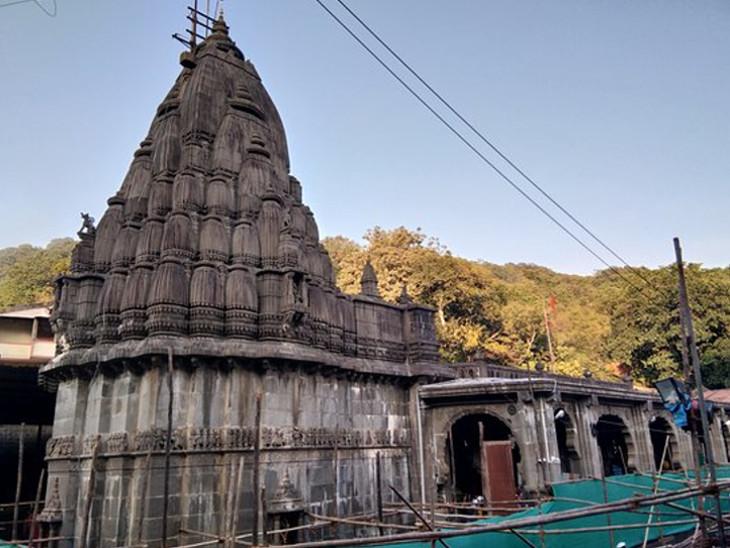સહ્યાદ્રિ પર્વત પર સ્થિત છે ભીમાશંકર જ્યોતિર્લિંગ; કેવી રીતે પડ્યું આ નામ, કુંભકર્ણના પુત્ર સાથે જોડાયેલી છે આખી કહાણી|ધર્મ,Dharm - Divya Bhaskar