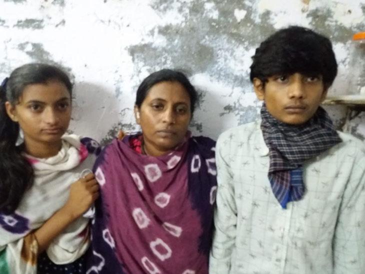 સાયણથી મળી આવેલા પરિવારના 3 સભ્યો. - Divya Bhaskar