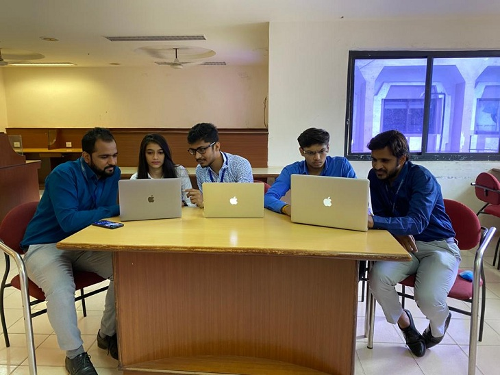 એપ્લિકેશન તૈયાર કરનારા વિદ્ય� - Divya Bhaskar