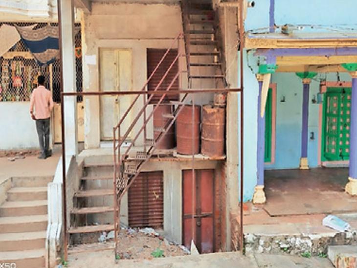 હીરાપુરની રેશનની દુકાનનો પરવાનો સસ્પેન્ડ કર્યો - Divya Bhaskar