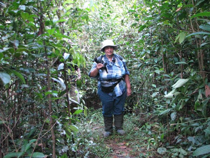 દેશવિદેશનાં પક્ષીઓ નિહાળવા અને કેમેરામાં ક્લિક કરવા માટે વડોદરાની મહિલા કેન્યાથી વિયેટનામ સુધીના દેશો ખૂંદી વળી|વડોદરા,Vadodara - Divya Bhaskar
