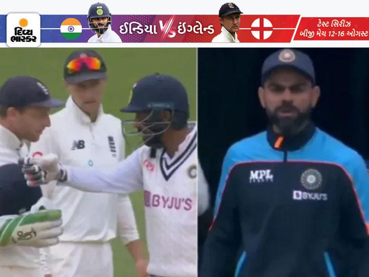ઇંગ્લિશ ટીમને બુમરાહ સાથે વિવાદ મોંઘો પડ્યો, શમી સાથે 89* રનની પાર્ટનરશિપ નોંધાવી. - Divya Bhaskar
