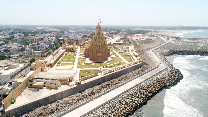 સોમનાથમાં 80 કરોડના વિકાસ કામોનું પ્રધાનમંત્રી મોદી અને ગૃહમંત્રી અમિત શાહ દ્વારા 20 ઓગસ્ટે વર્ચ્યુઅલ ખાતમુહૂર્ત અને લોકાર્પણ કરાશે જુનાગઢ,Junagadh - Divya Bhaskar