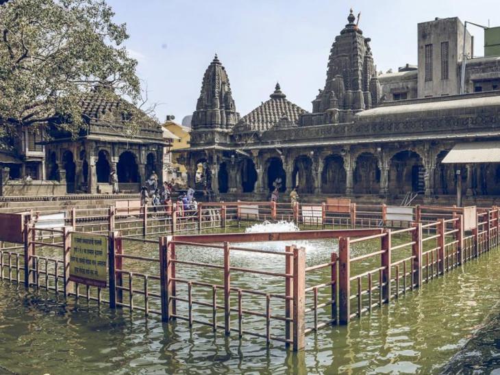 ત્ર્યંબકેશ્વર જ્યોતિર્લિંગ; સ્વયંભૂ છે આ શિવલિંગ, ગૌતમ ઋષિ અને ગંગા નદી સાથે જોડાયેલી છે કથા|ધર્મ,Dharm - Divya Bhaskar