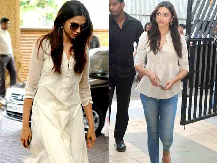 દીપિકાએ જિયા ખાન અને પ્રિયંકા ચોપરાના પિતાના બેસણામાં પહેરેલા કપડાંની હરાજી કરી, વાંકદેખાઓને ચેરિટી સામે પણ વાંધો પડ્યો|બોલિવૂડ,Bollywood - Divya Bhaskar