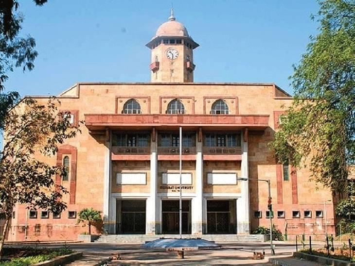 ખાનગી યુનિવર્સિટીઓમાં અગાઉથી એડમિશન થવાથી સીટો ભરાઈ ગઈ, ગુજરાત યુનિવર્સિટીમાં હજી રજિસ્ટ્રેશન ચાલે છે|અમદાવાદ,Ahmedabad - Divya Bhaskar