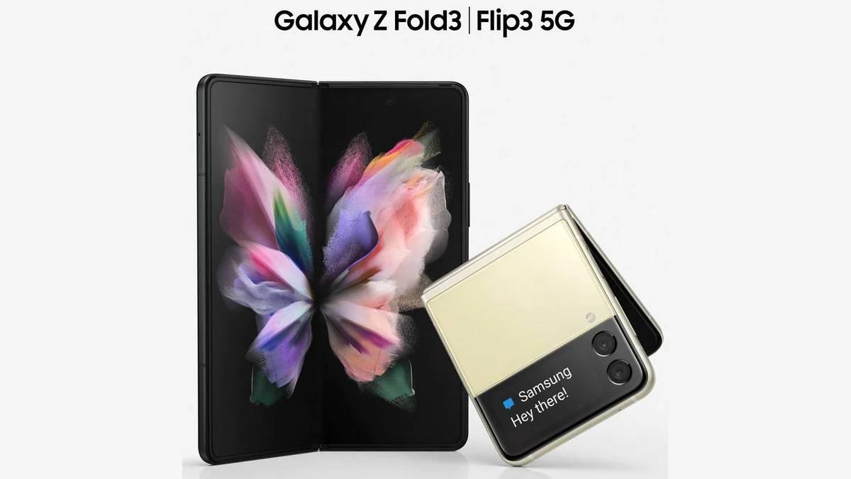 ગેલેક્સી Z ફોલ્ડ 3ની કિંમત 1.49 લાખ રૂપિયા, ગેલેક્સી Z ફ્લિપ 3ની કિંમત 85 હજાર રૂપિયાથી શરૂ; બંને ફોનમાં 120Hzનો રિફ્રેશ રેટ મળશે ગેજેટ,Gadgets - Divya Bhaskar