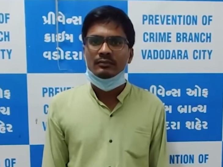 સ્પાના માલિક પ્રથમેશ હરીશભાઇ પટેલની અટકાયત - Divya Bhaskar