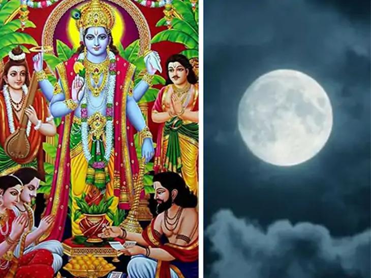 શ્રાવણ પૂનમના દિવસે આરાધ્ય દેવને રક્ષાસૂત્ર ચઢાવો અને ઘરમાં સત્યનારાયણ ભગવાનની કથા કરવી જોઈએ|ધર્મ,Dharm - Divya Bhaskar