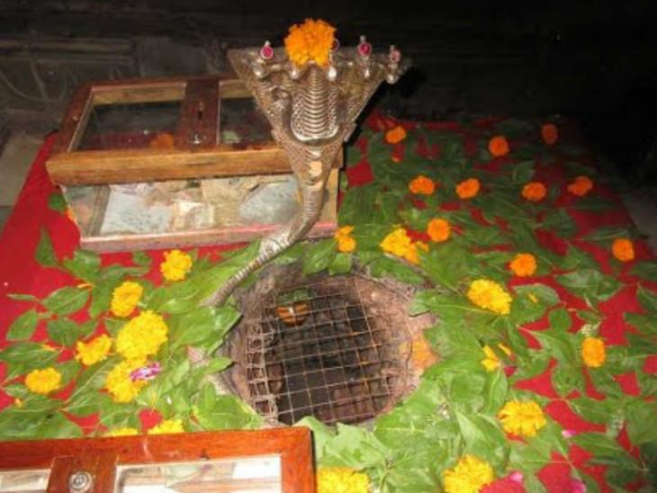 આ મંદિરમાં શિવજીની અંગૂઠાની પૂજા કરવામાં આવે છે