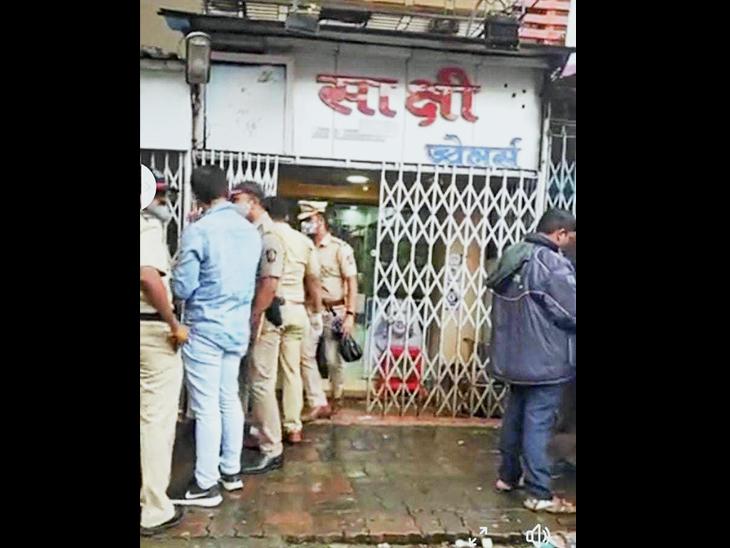 થાણેમાં ઝવેરીનું અપહરણ બાદ હત્યા કરી લાશ ખાડીમાં ફેંકી દીધી, નાલાસોપારામાં લૂંટને ઈરાદે ઝવેરીની હત્યા મુંબઇ,Mumbai - Divya Bhaskar