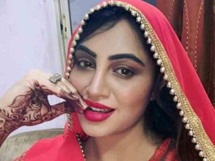 'બિગ બોસ' ફૅમ અર્શી ખાનની ઓક્ટોબરમાં અફઘાનિસ્તાનના ક્રિકેટર સાથે સગાઈ થવાની હતી, તાલિબાનને કારણે હવે સંબંધો તૂટે તેવી શક્યતા|બોલિવૂડ,Bollywood - Divya Bhaskar