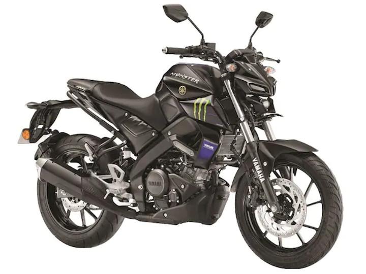 યામાહાએ MT-15 બાઇકની Monster Energy MotoGP એડિશન લોન્ચ કરી, ₹1,400ના ભાવવધારા સાથે બાઇકની કિંમત ₹1.48 લાખ|ઓટોમોબાઈલ,Automobile - Divya Bhaskar