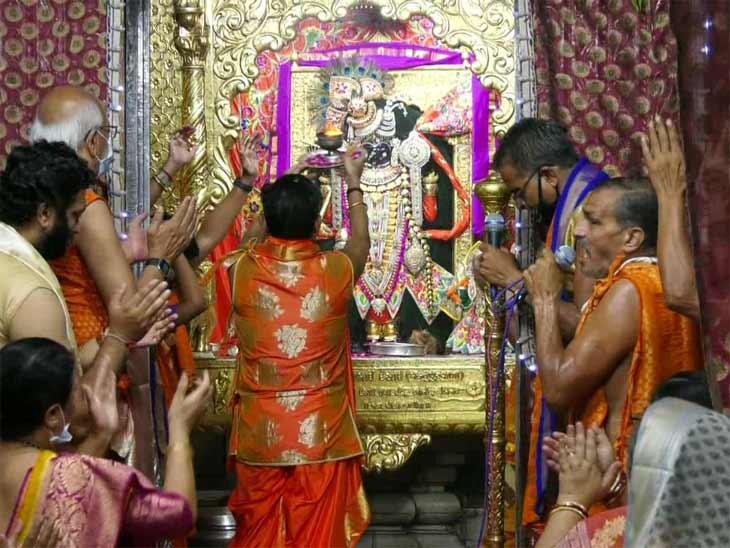 ગુજરાતનાં 8 મહાનગરમાં જન્માષ્ટમીએ રાતે 1 વાગ્યાથી તો ગણેશોત્સવ દરમિયાન રાતે 12 વાગ્યાથી કર્ફ્યૂ અમલ અમદાવાદ,Ahmedabad - Divya Bhaskar