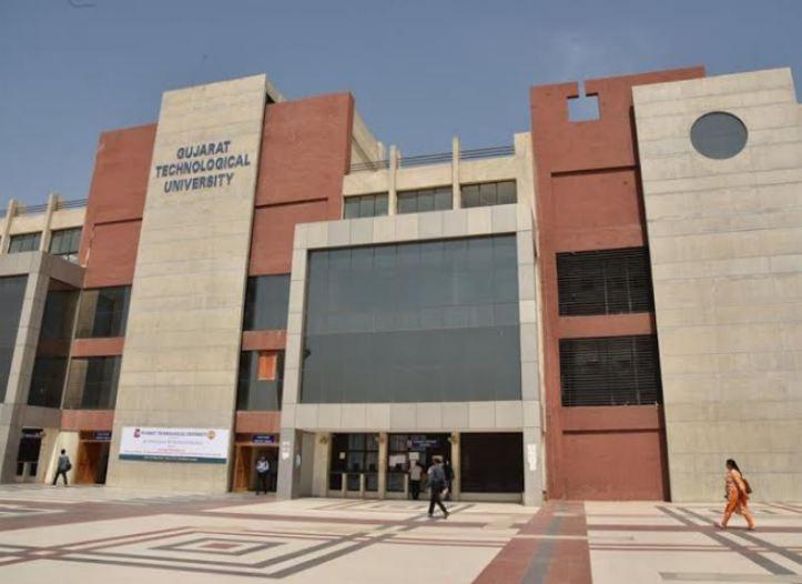 ગુજરાત ટેકનોલોજીકલ યુનિવર્સિટીની ફાઈલ તસવીર - Divya Bhaskar